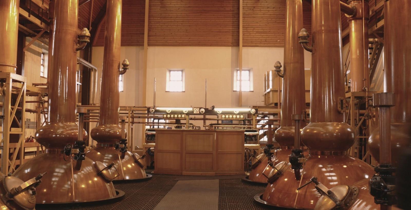 Whisky Distillery -  PHOTO: FLICKR/ Jack Shainsky