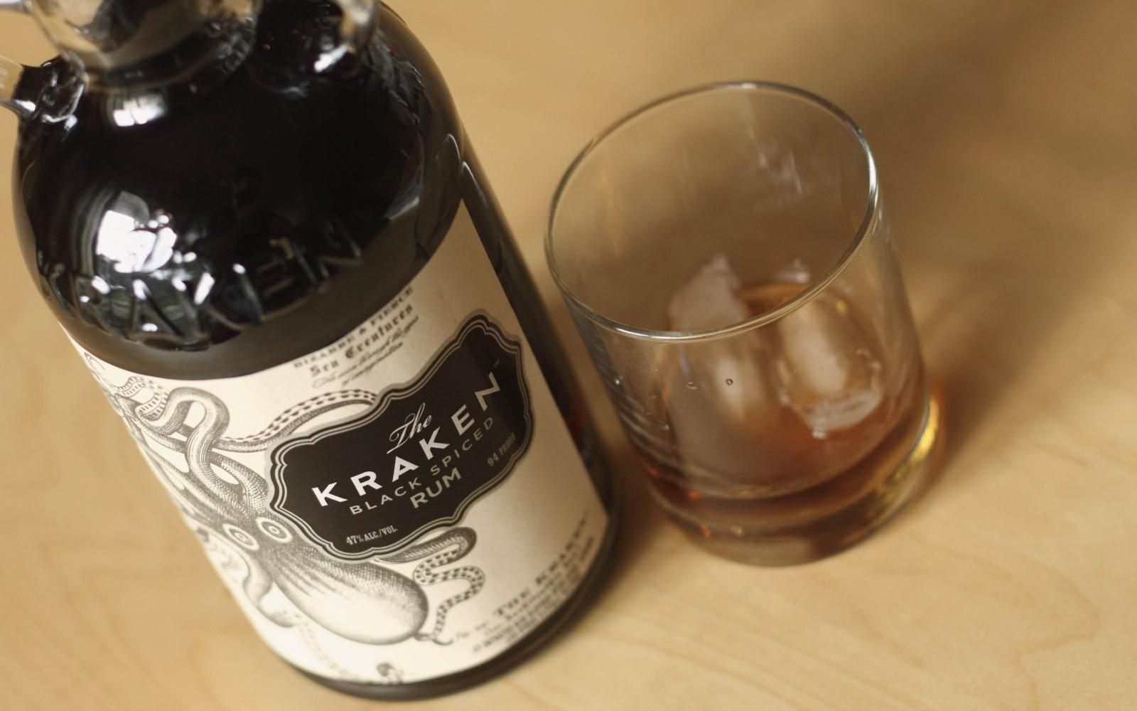 Kraken Rum - Photo: Flickr/ Mike McCune
