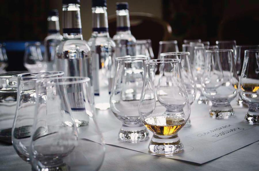 Whisky Tasting at Spirit of Stirling - Photo: Facebook/Spirit of Stirling