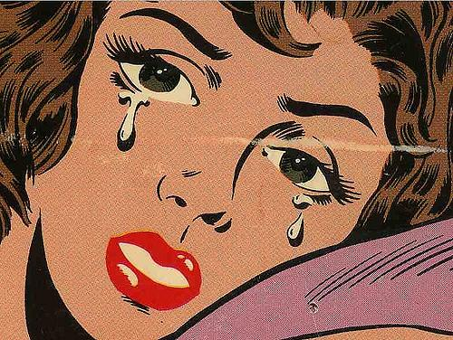 Why Does Gin Make You Cry - Photo: Flickr/angelapenny