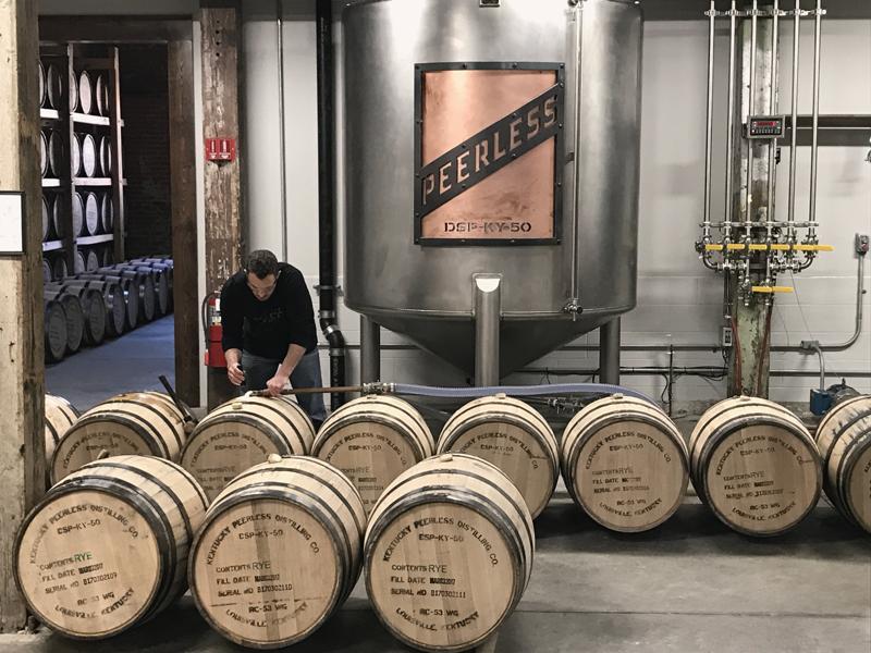 Peerless Distilling, KY