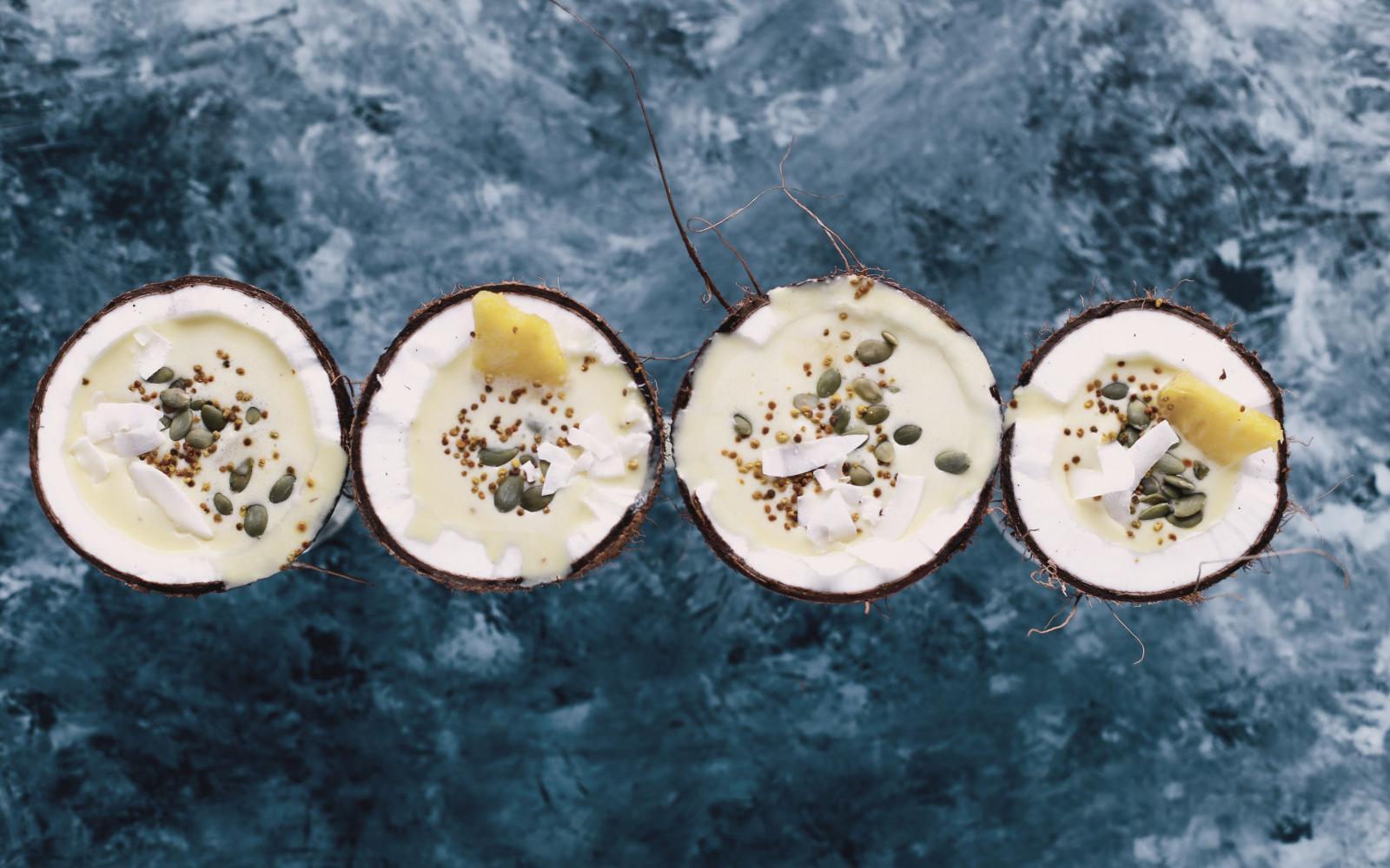 Coconut Dole Whip