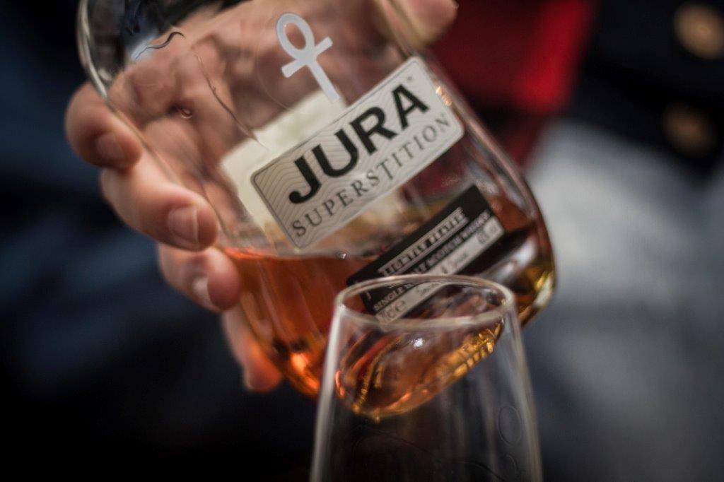Jura Superstition - Photo: Facebook/Jura Whisky