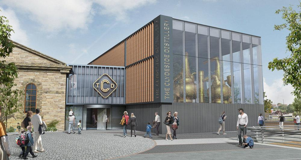 Clydeside Distillery - Photo: www.theclydeside.com