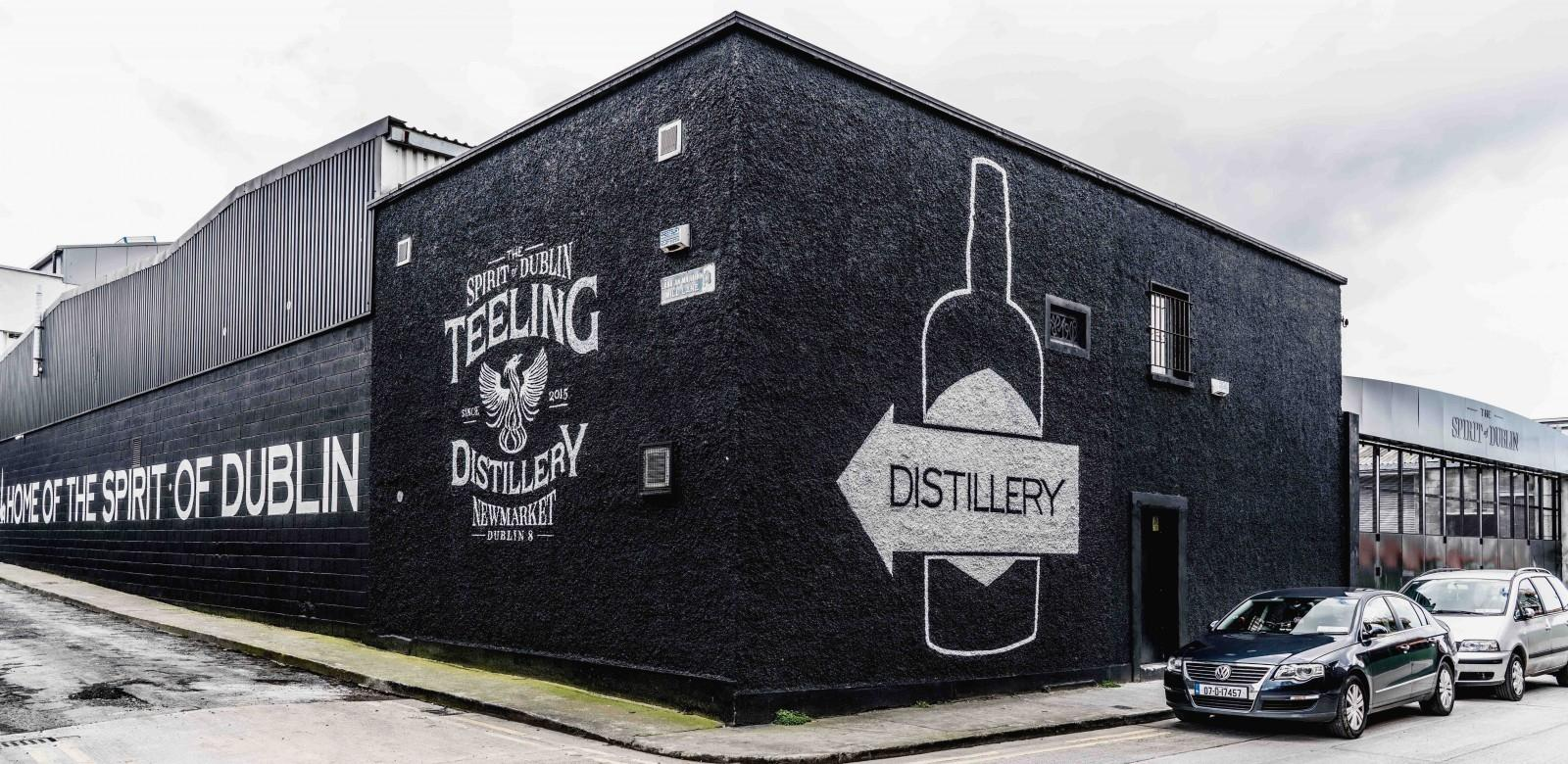 TEELING WHISKEY DISTILLERY, Dublin - Photo: Flickr/ William Murphy
