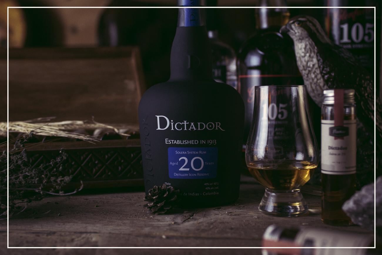 Dictador Solera 20 YO Rum
