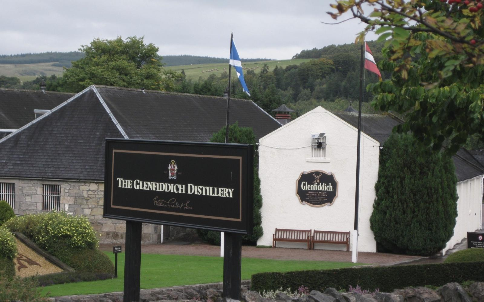 Glenfiddich Distillery - Photo: Flickr / Wolf Gang