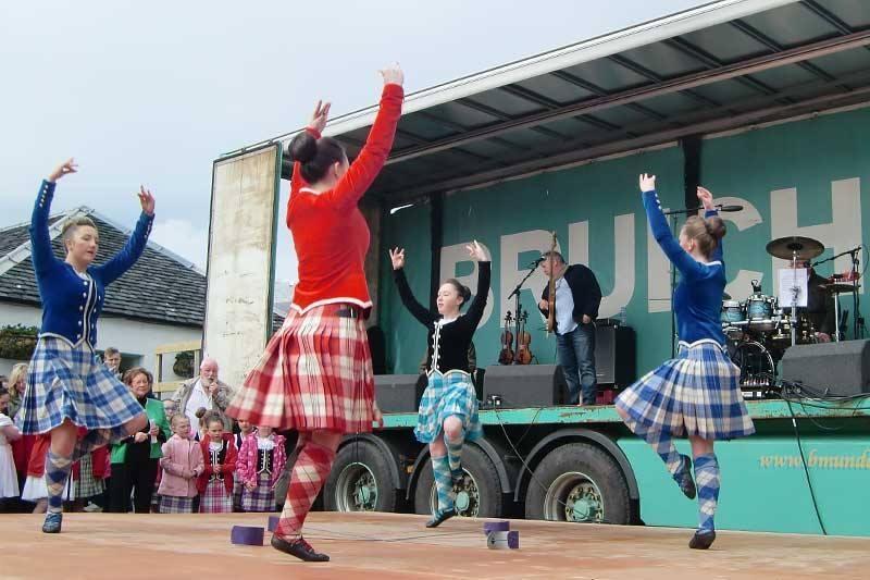 Islay Festival at Bruichladdich / Photo: Facebook - Islay Scotland