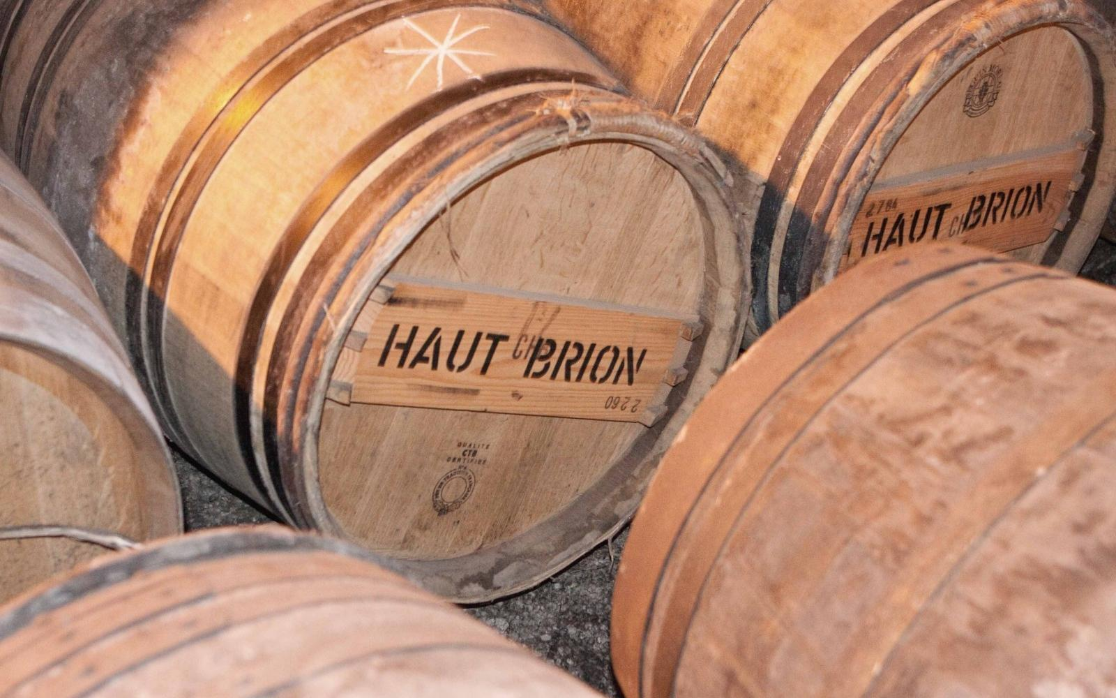 Bruichladdich being finished in Haut Brion wine casks - Photo: Flickr/ Michael McKechnie