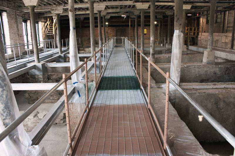 Bourbon Pompeii at Buffalo Trace Distillery