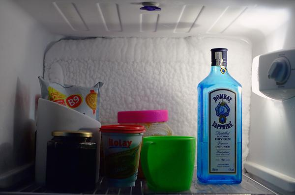 Yes, you can store Gin in the Freezer - Photo: Flickr/oscarfava