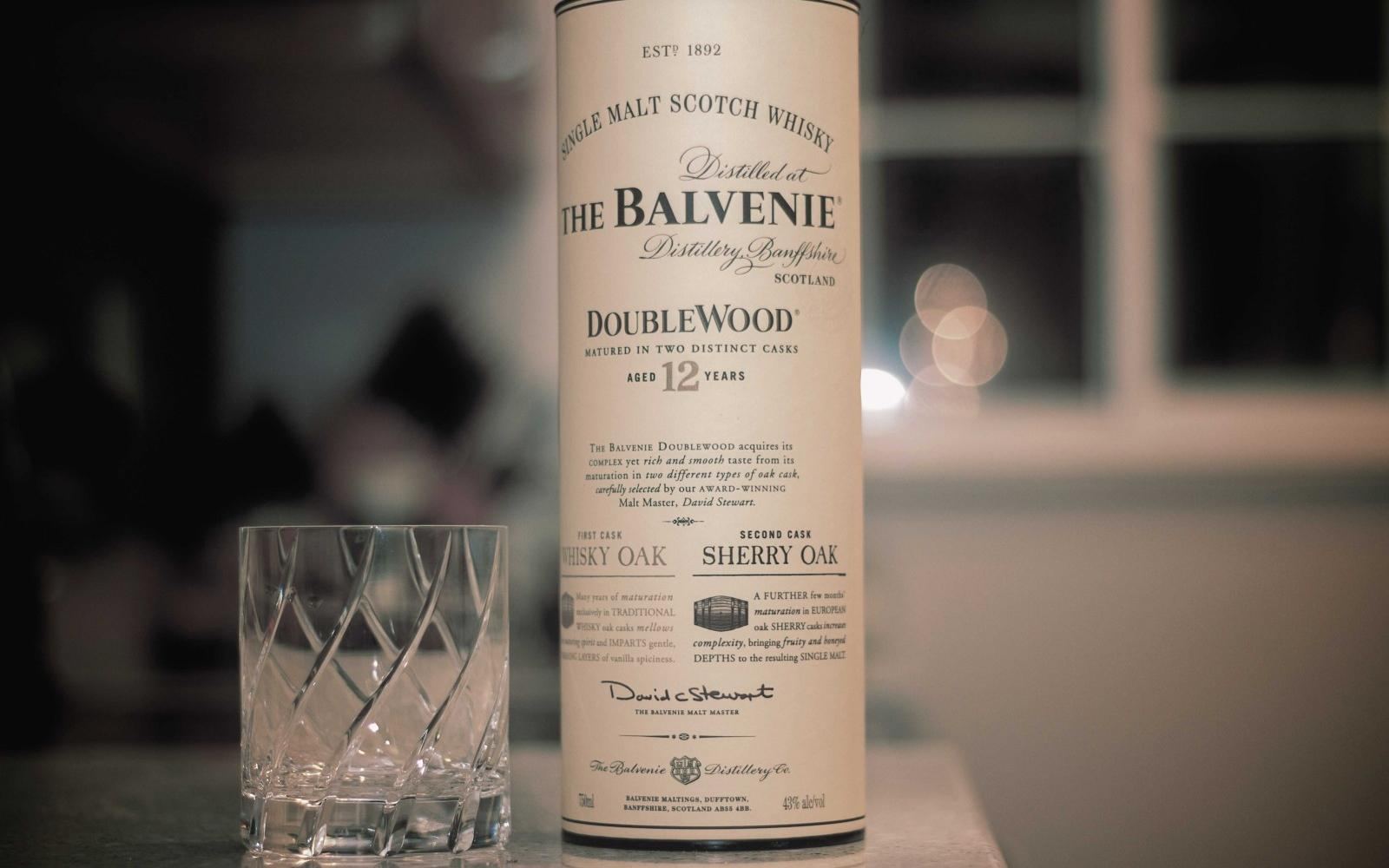 The Balvenie Doublewood Aged 12 Years - Photo: Flickr/ Michael Bentley