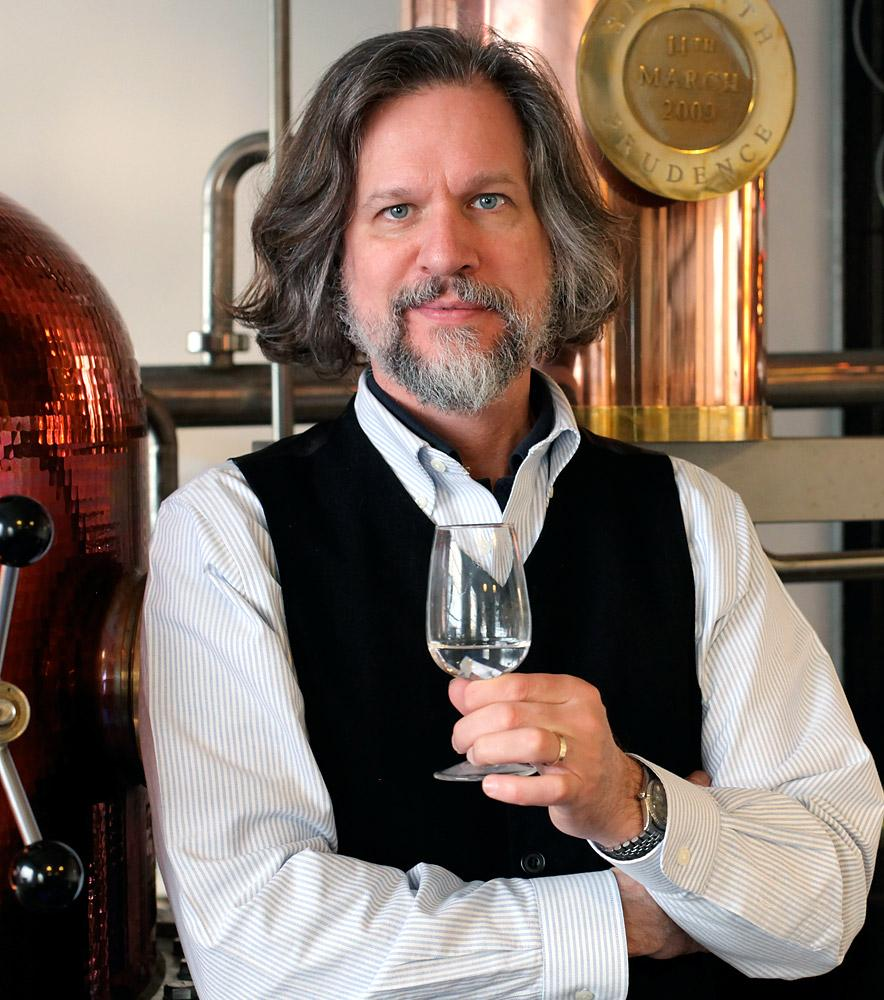 Jared Brown, Sipsmith Master Distiller / Photo: Sipsmith