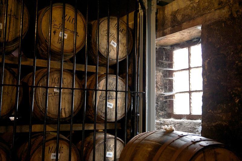 Scotch Whisky Maturing / Photo: Flickr - joshrubin
