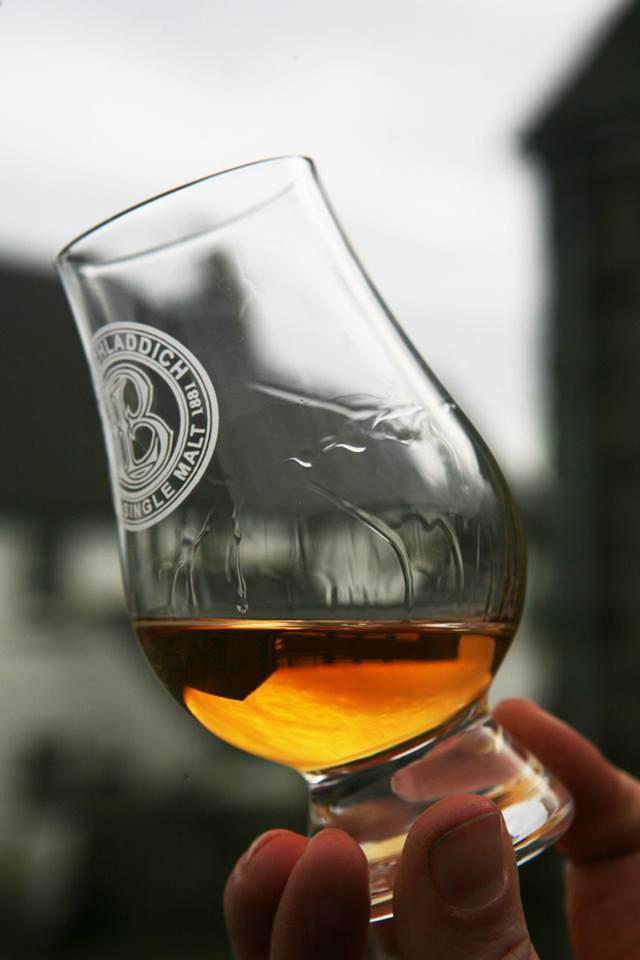 A dram of Octomore - Source: Facebook / Bruichladdich