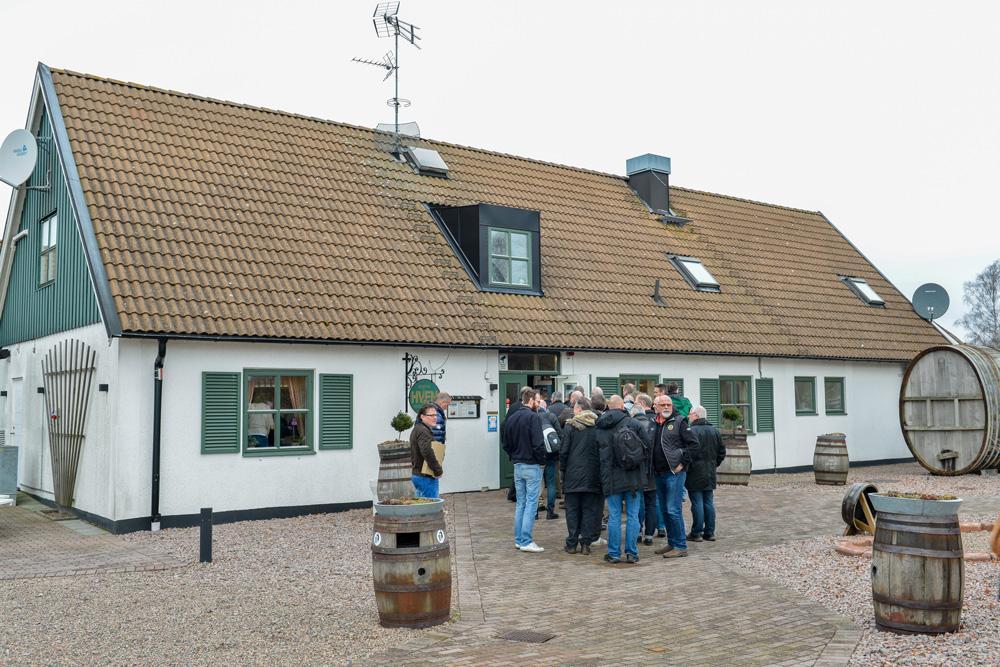 Spirit of Hven distillery / Photo: Spirit of Hven - Janus Langhorn