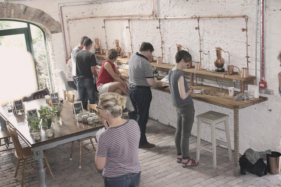 Distil your own Gin at Listoke Distillery and Gin School! - Photo: Facebook / Listoke Distillery and Gin School