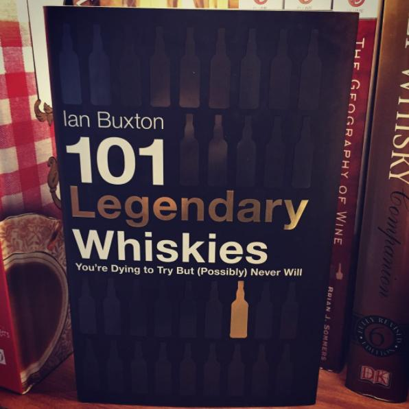 101 Legendary Whiskies Book - PHOTO: Instagram/drams_to_share