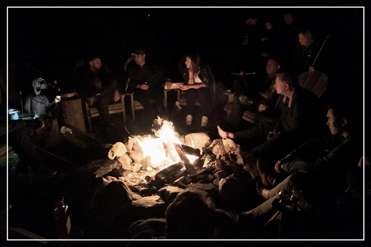 We truly felt like a part of the WhistlePig family…