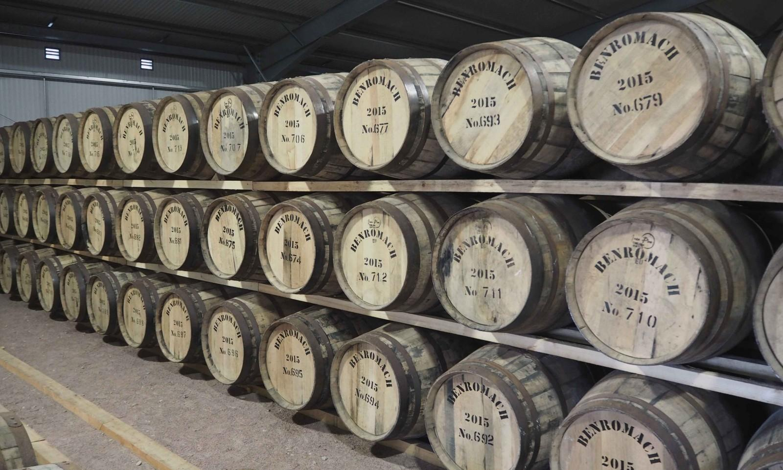 Benromach Whisky Distillery - PHOTO: FLICKR/ Ungry Young Man