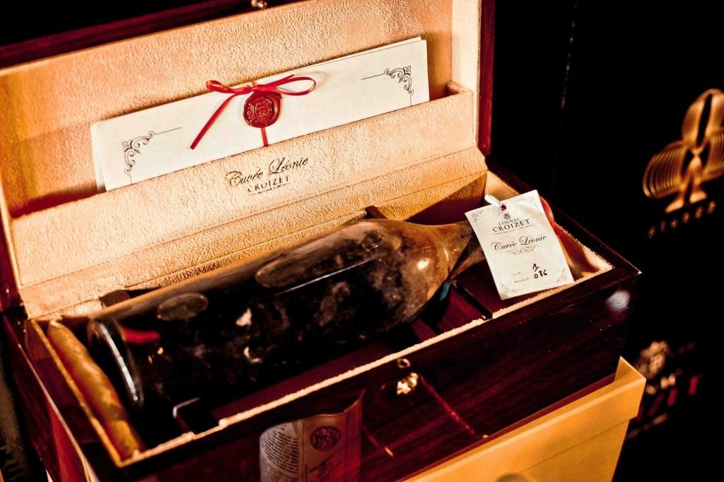 Croizet, the most expensivecognac ever sold / Photo: Croizet