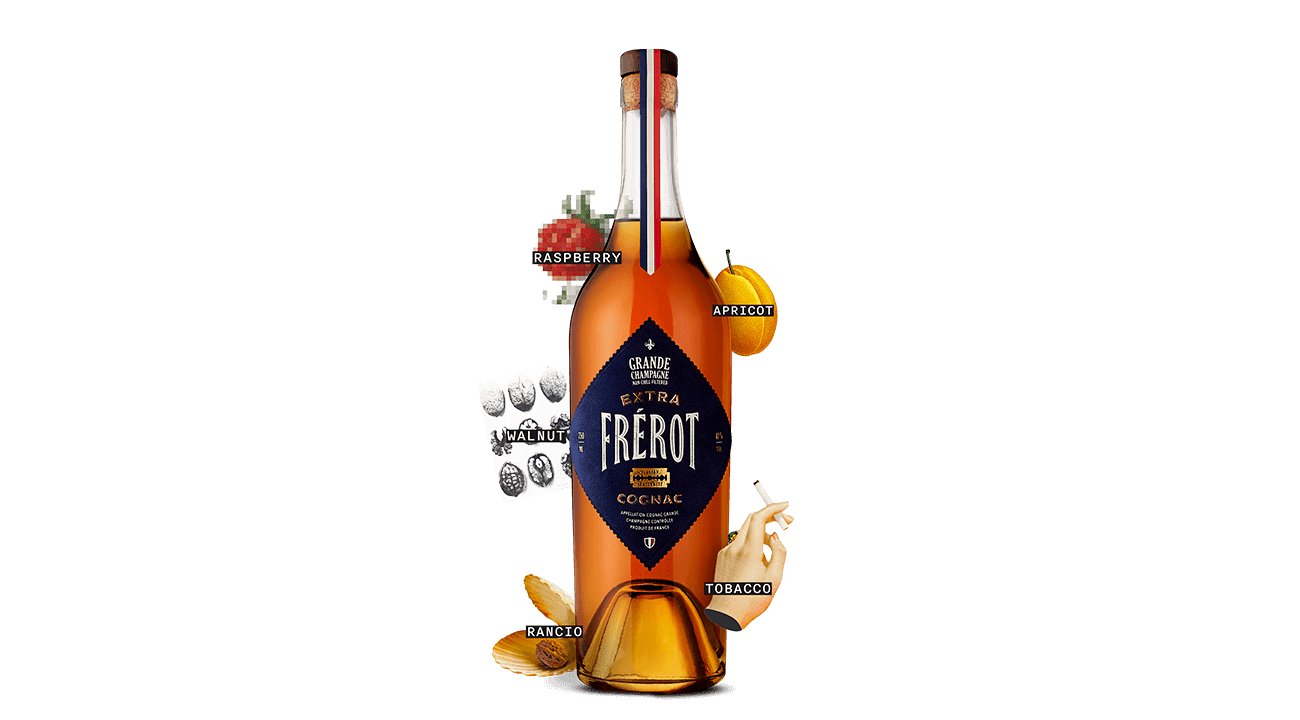 Frérot flavor spiral