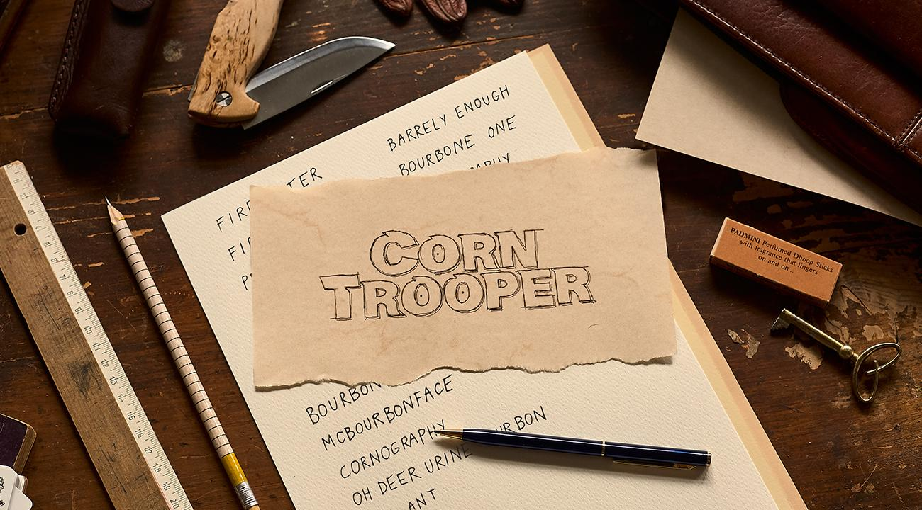Corn Trooper Name Ideas
