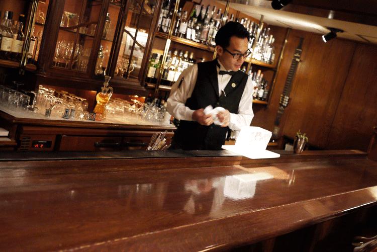 Ryu Fujii from Bar K in Osaka / Photo: Flaviar