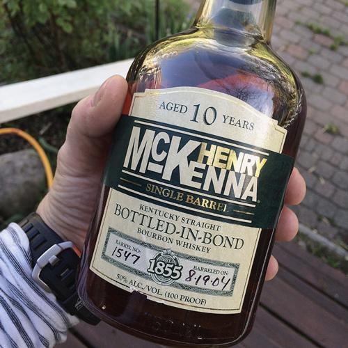 Bottled in Bond - Photo: Flickr / stevendepolo