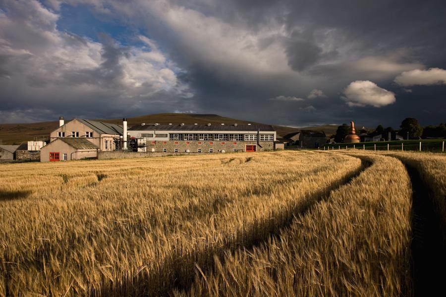 Glenfarclas Distillery - Photo: Glenfarclas Distillery