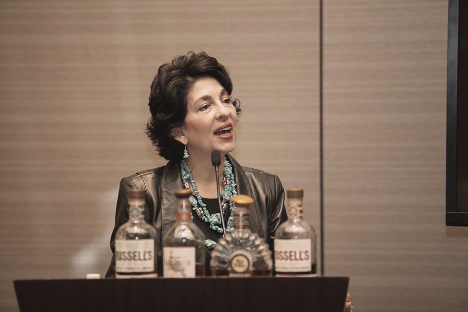 Peggy Noe Stevens, the first ever female Master Bourbon Taster in the Bourbon Industry - Photo: Facebook/Peggy Noe Stevens & Associates