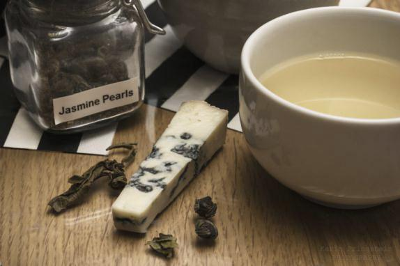 Tea and Cheese Pairing - Photo: Karin Pringsheim