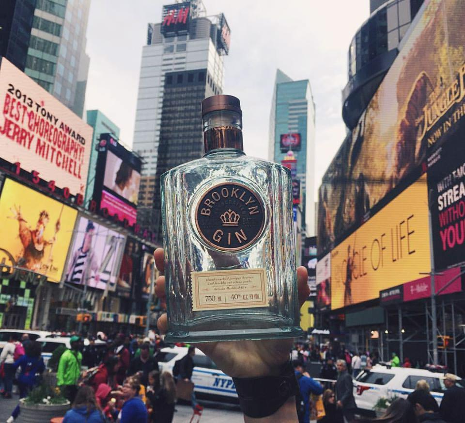 Brooklyn Gin - Photo: Facebook/Brooklyn Gin