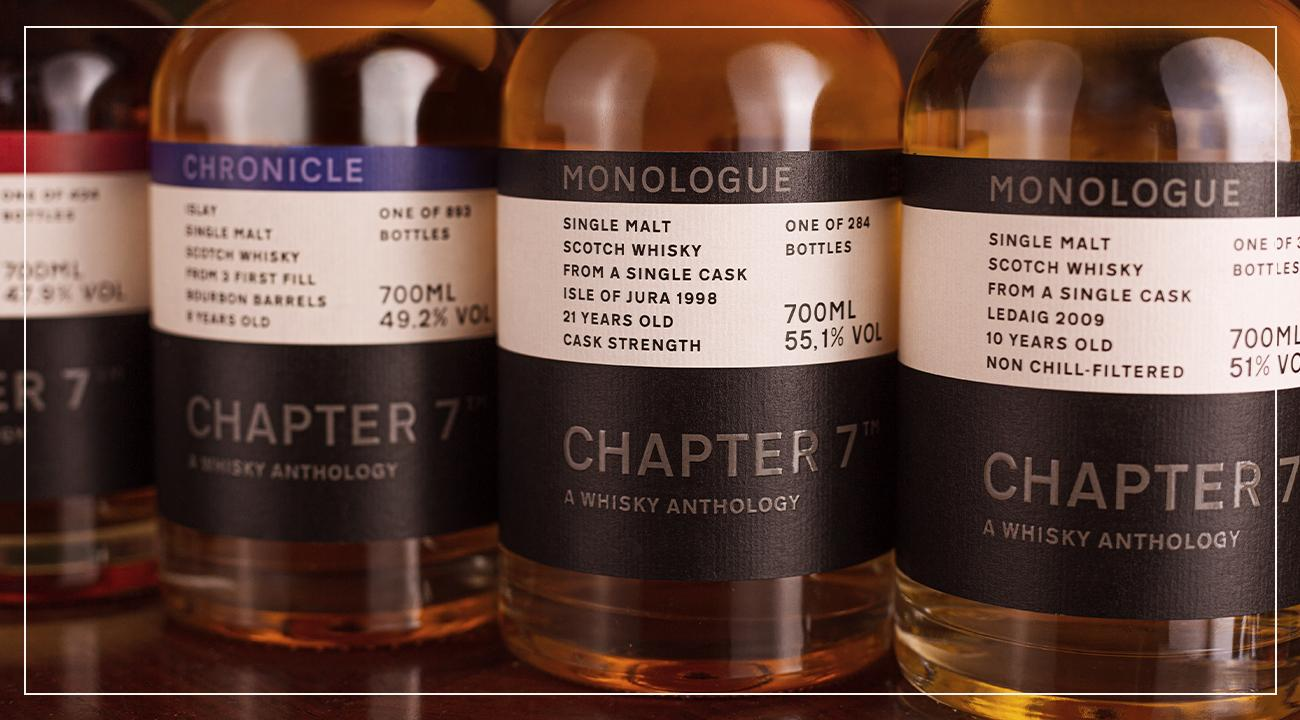 Chapter 7 Whiskies