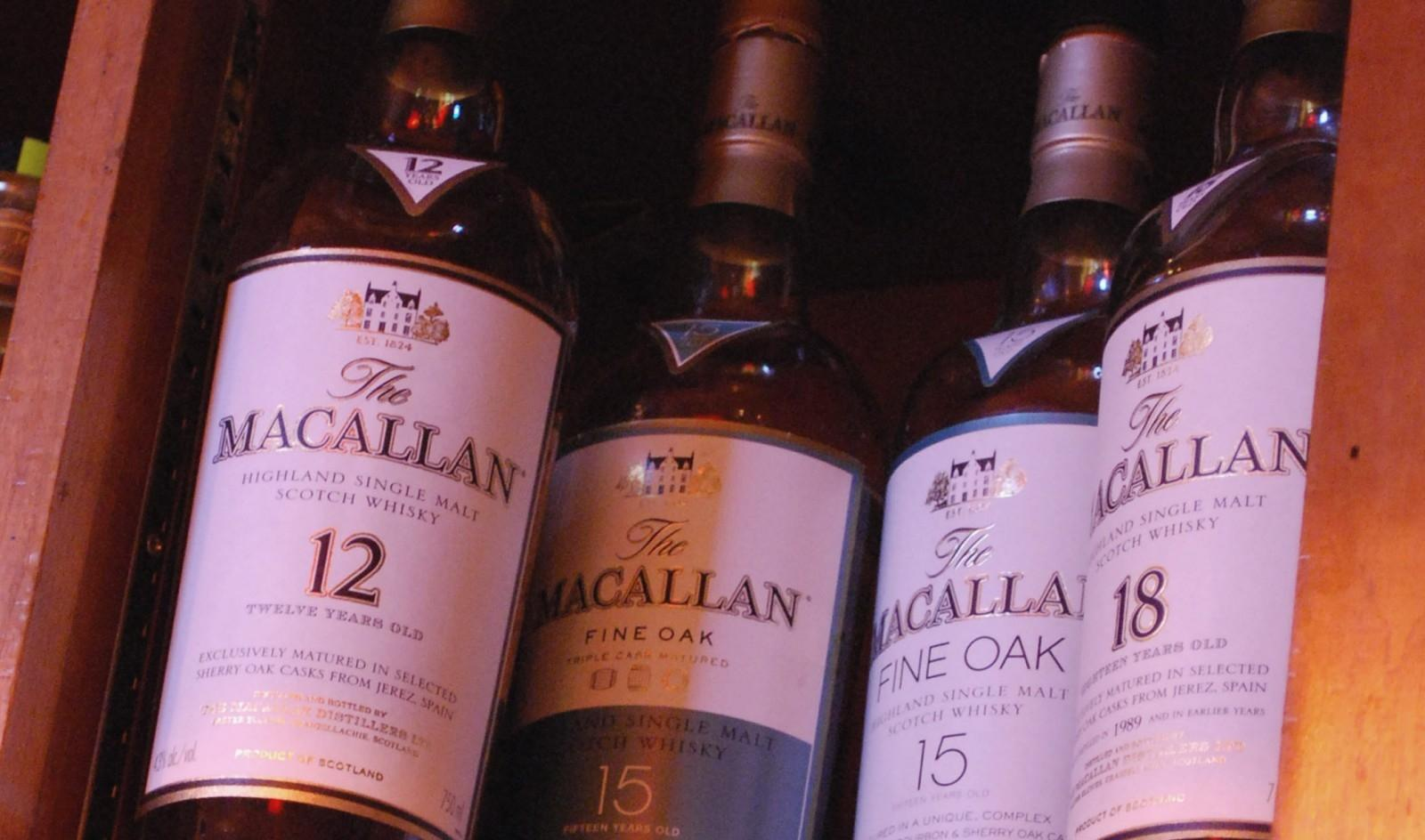 Macallan is noted for holding on to the tradition of using Golden Promise barley up to the year 1994 - Photo: FLICKR/ Chuckyeager