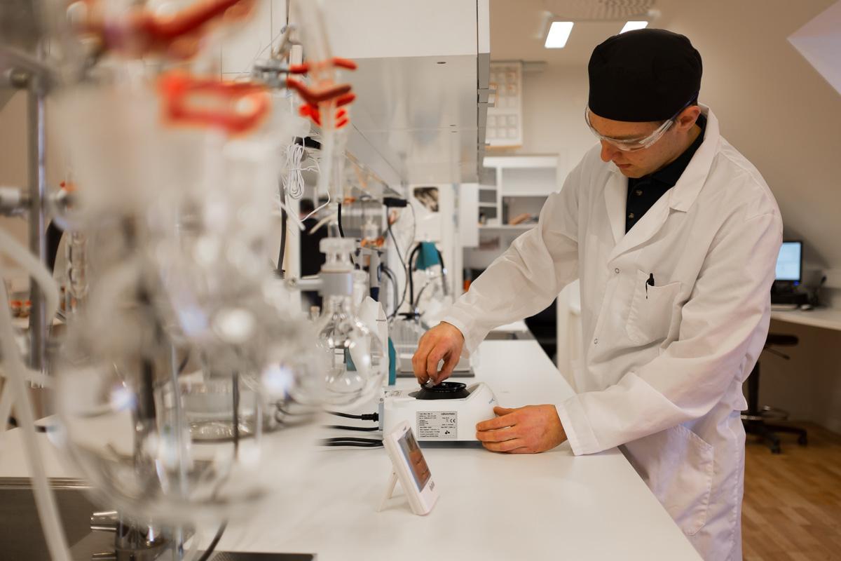 Hven's Laboratory / Photo: SPIRIT OF HVEN - JANUS LANGHORN