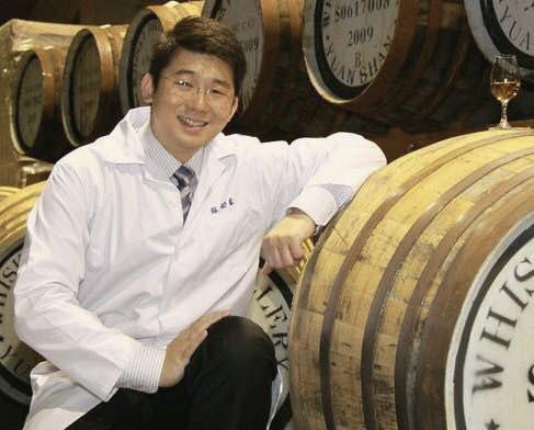 Ian Chang, Kavalan - Photo: Kavalan Distillery
