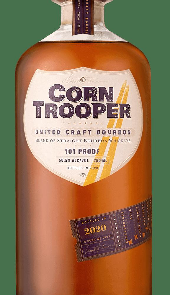 Corn Trooper Bottle