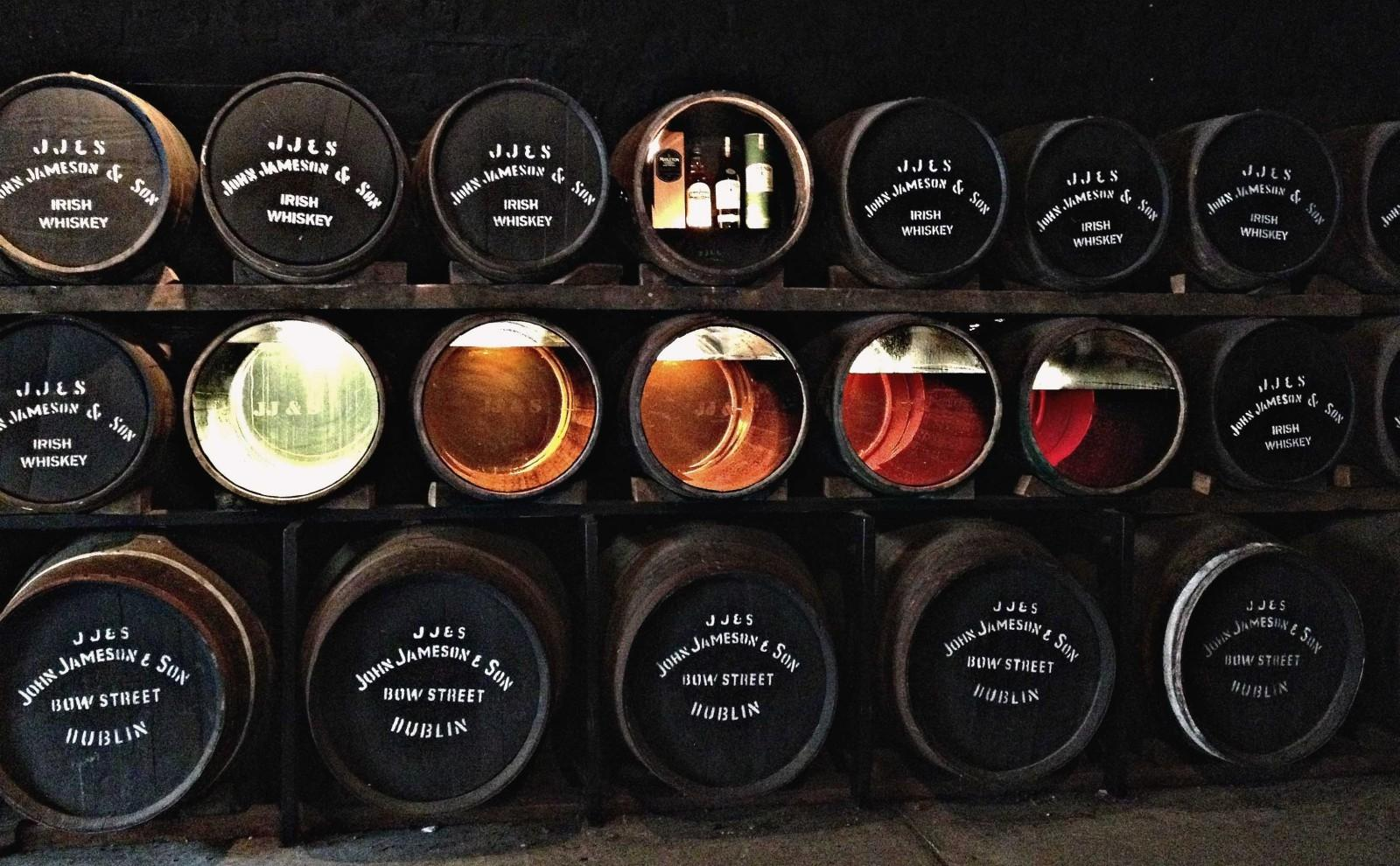Jameson Irish Whiskey - Photo: Flickr/ Meg Marks