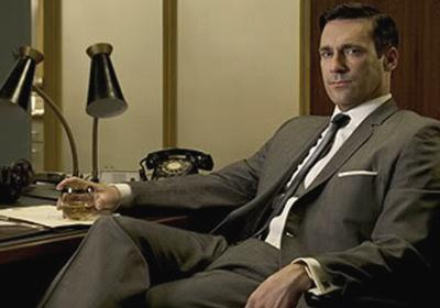 Don Draper drinking Scotch in Mad Men -  Photo: Flickr/Lee Traupel