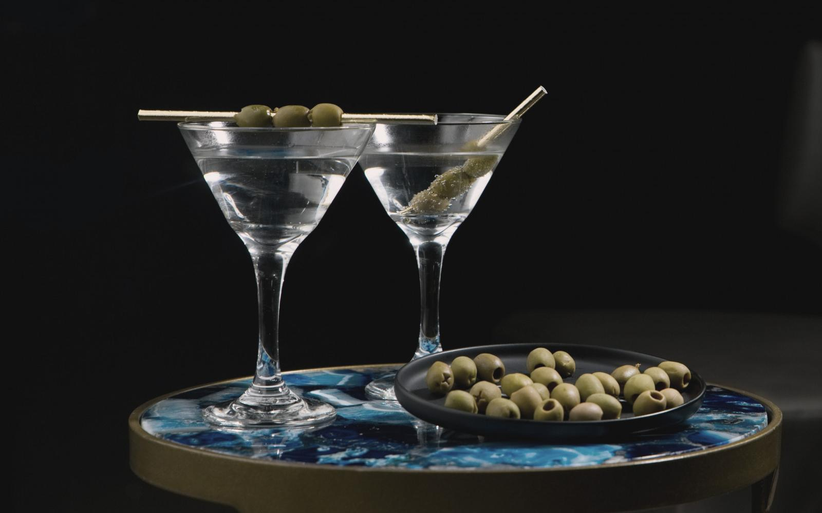 Did you know Martini is basically Gin and Dry Vermouth?