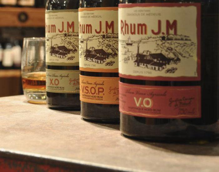 Rhum J.M. - Photo: Facebook/RhumJM
