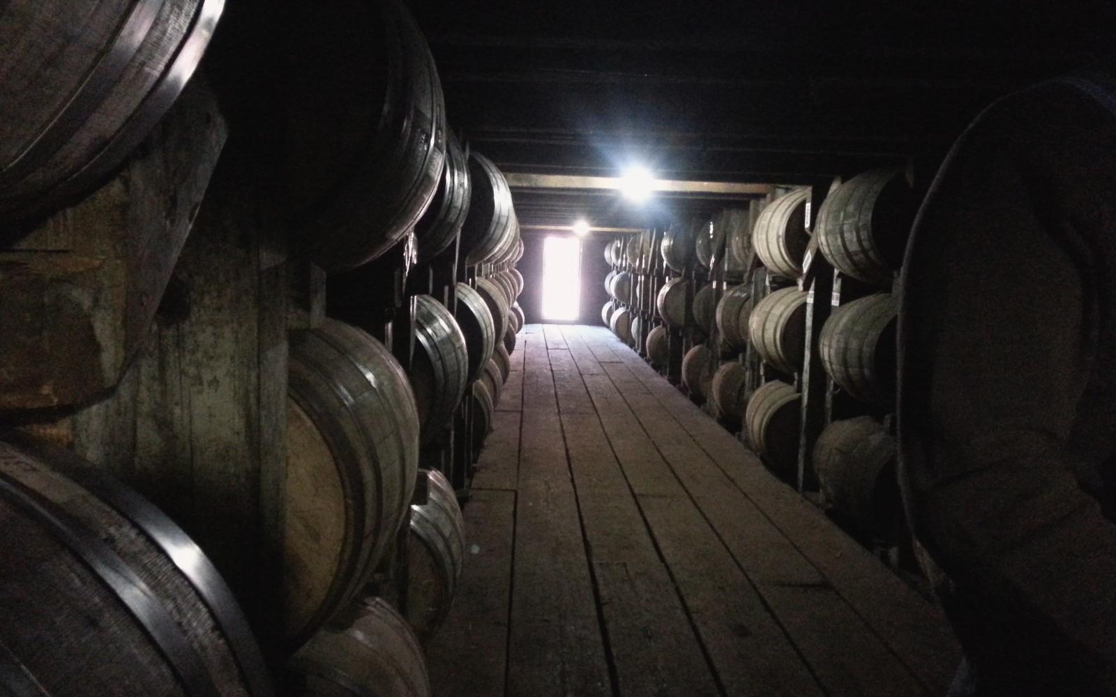 Buffalo Trace Distillery - Photo: Flickr / Dave Kern