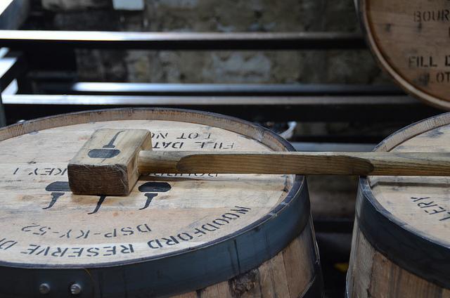 Bourbon Barrels - Photo: Flickr / 12748869@N08