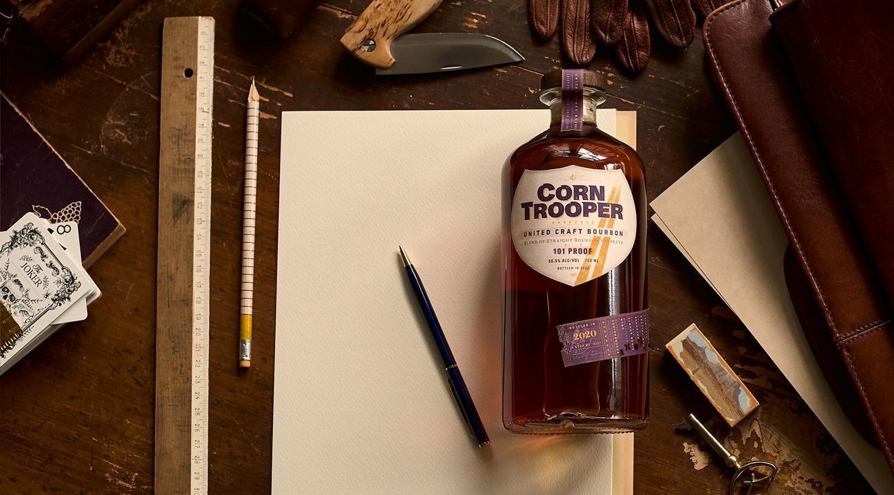 Designing Corn Trooper