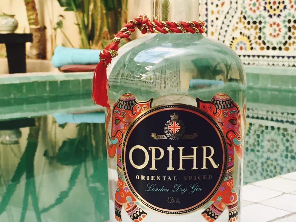 Opihr Gin - Photo: Facebook/Opihr Gin