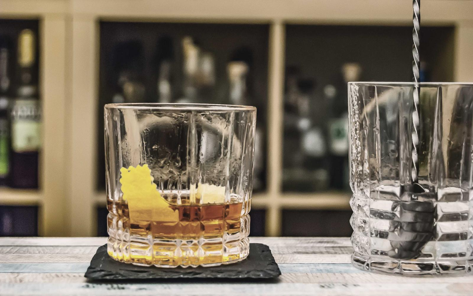 Tequila Old Fashioned