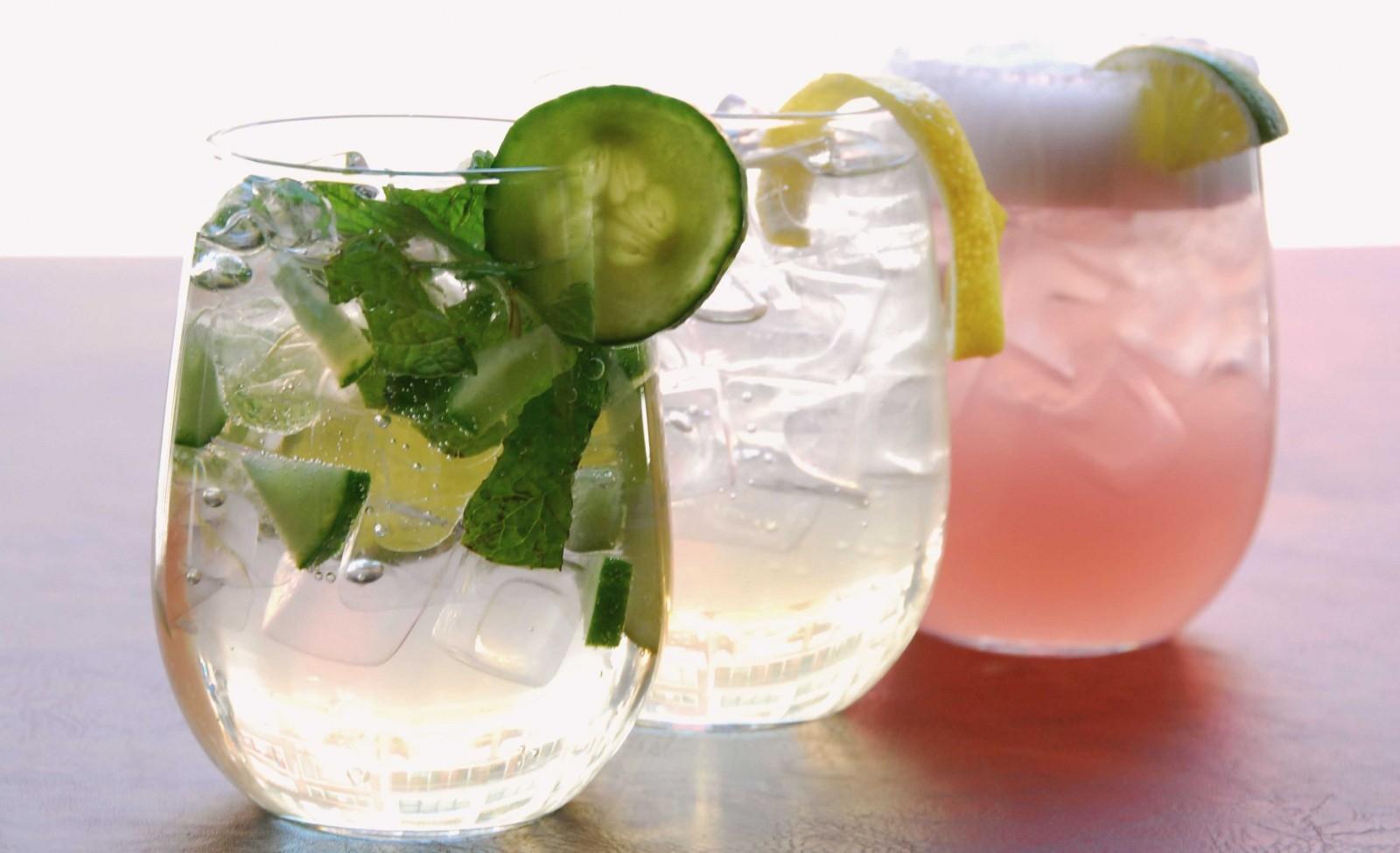 Flavoured tonics - Photo: Flickr/ laquenellenyc