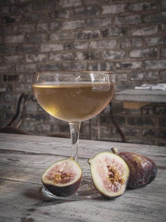 Fan-Figgin-Tastic Cocktail by Colleen Hughes of Haberdish in Charlotte, North Carolina.