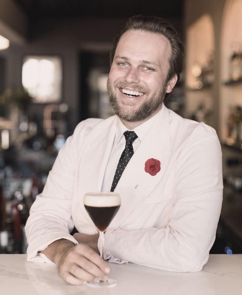 Martin Hudak, Coffee Cocktail